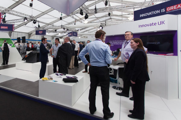 Innovate UK at Cenex-LCV